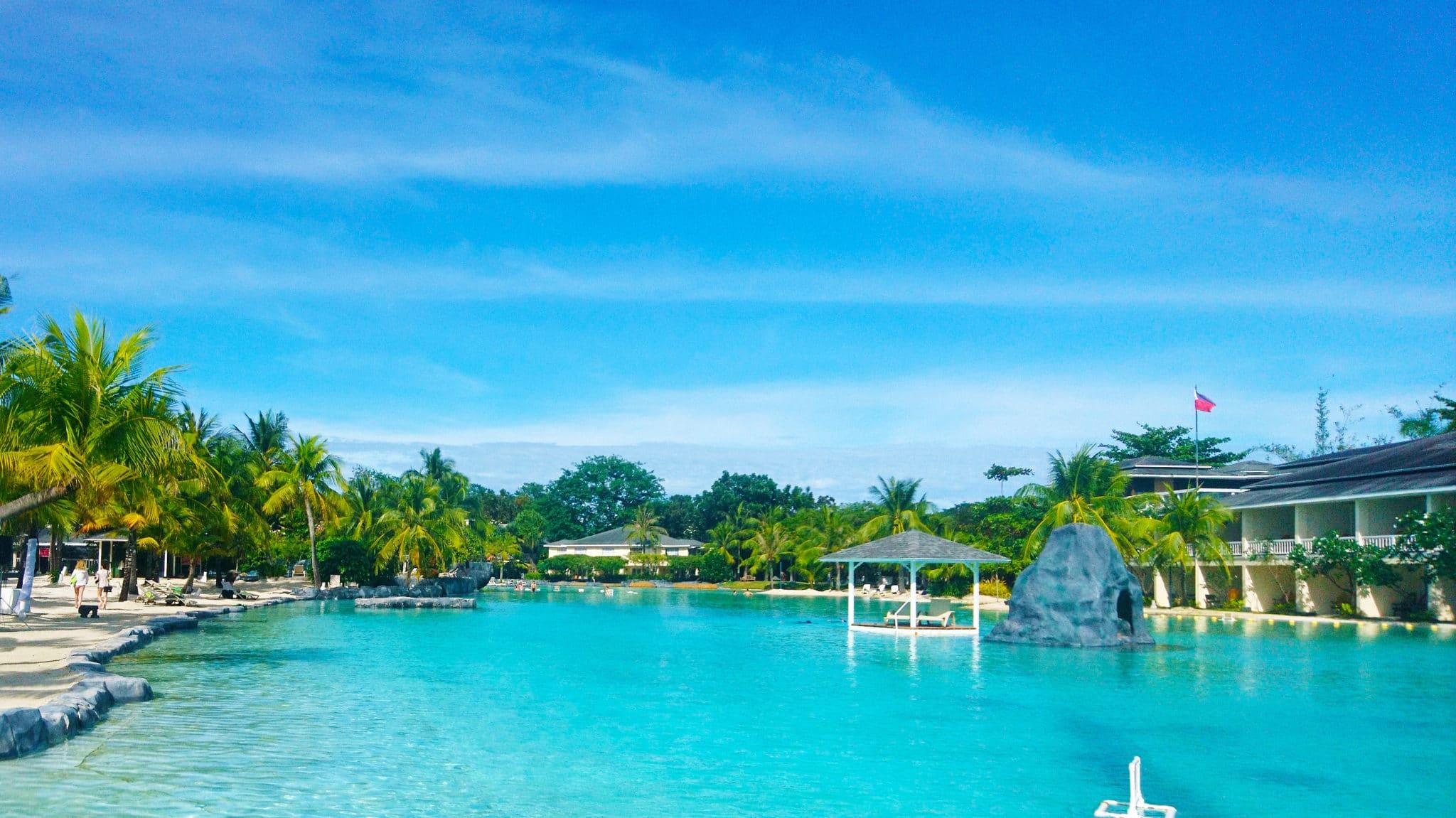 フィリピン留学でいけるリゾート地