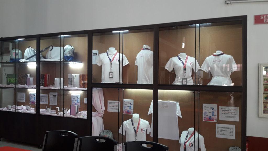 セントロエスカラー大学(Centro Escolar University )の展示物