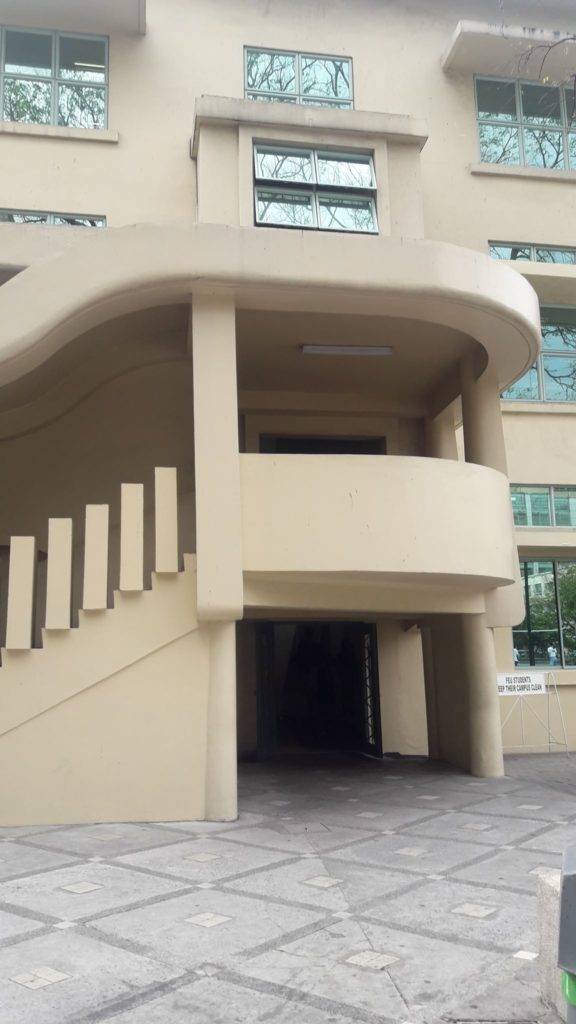 ファー・イースタン大学(Far Eastern University)の図書館