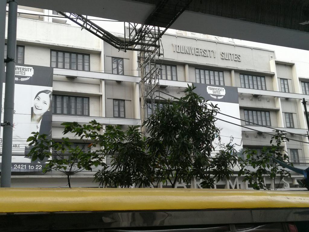 サン・セバスティアン大学(San Sebastian College)の寮