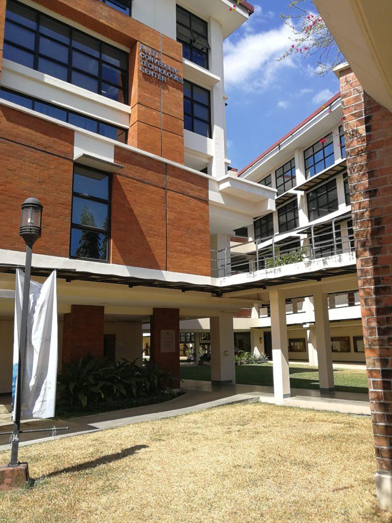 フィリピン大学ランキング9位:アテネオ大学(Ateneo de Manila University)