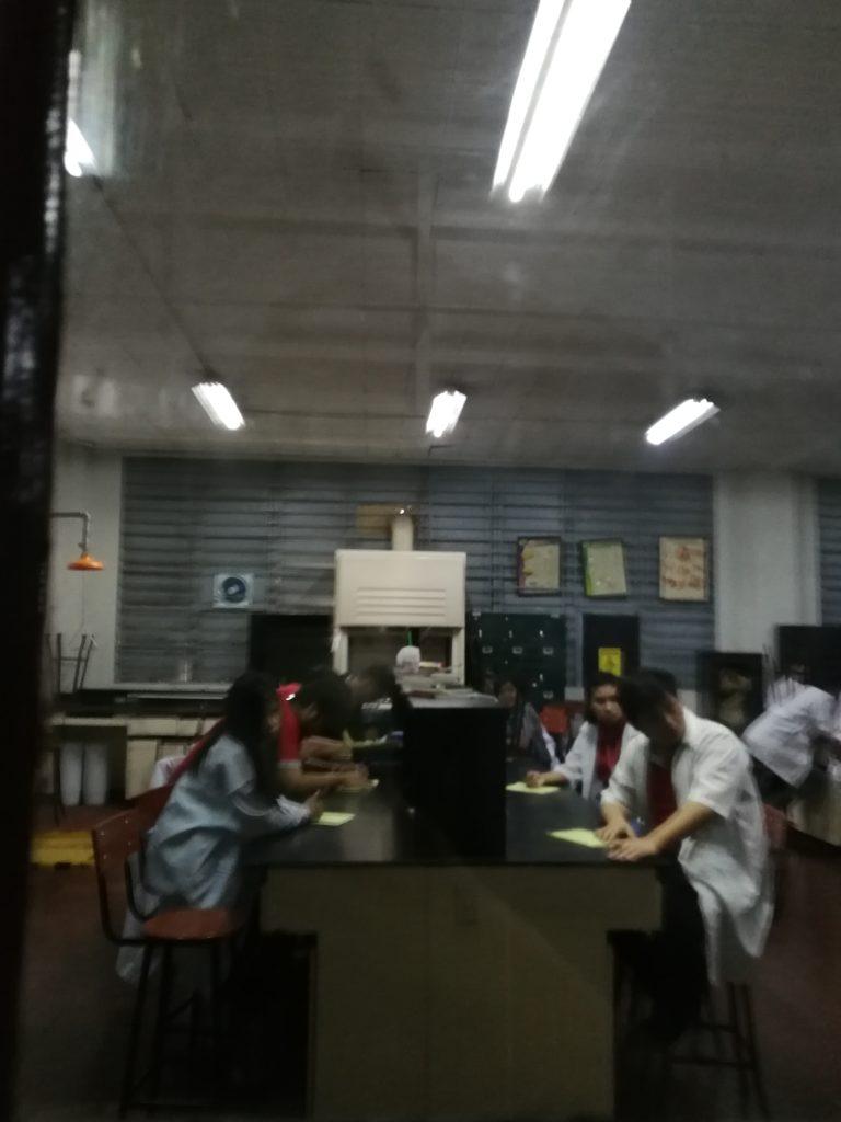 リセウム・オブ・ザ・フィリピン大学(Lyceum of the Philippines University)の直売所