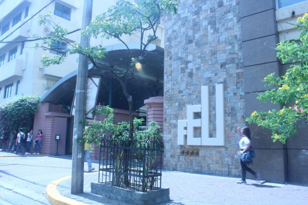ファー・イースタン大学(Far Eastern University)の校舎