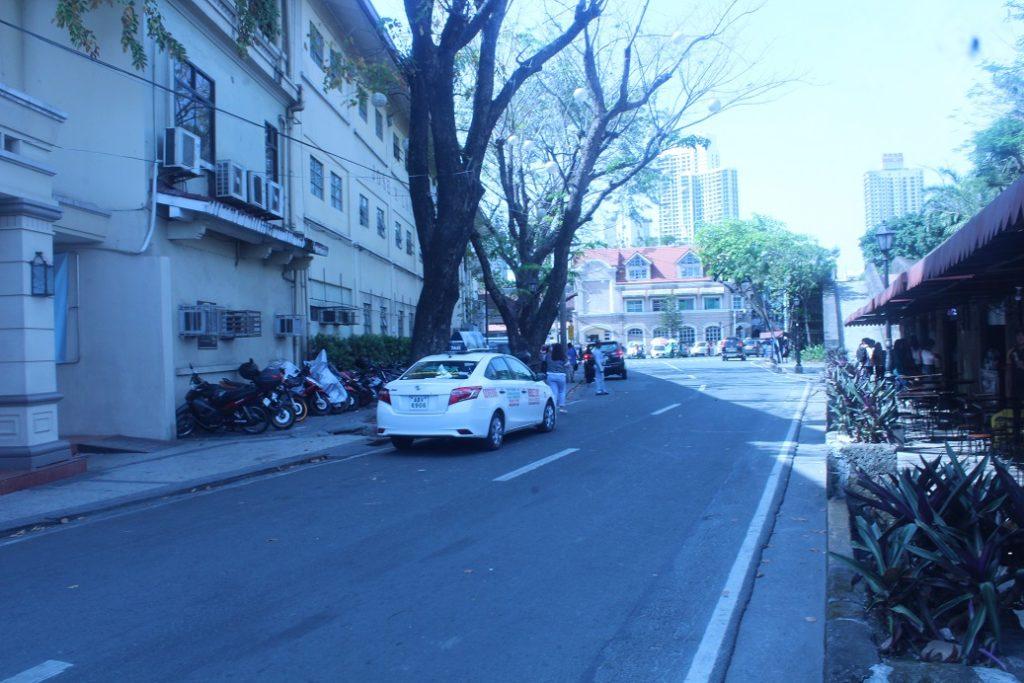 リセウム・オブ・ザ・フィリピン大学(Lyceum of the Philippines University)のキャンパス