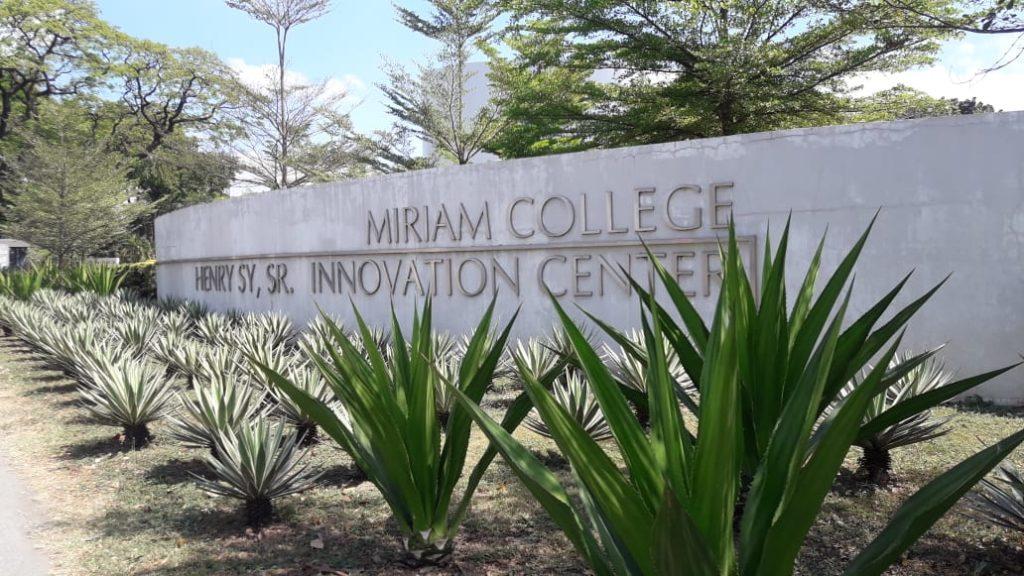 ミリアム大学(Miriam College)のITセンター