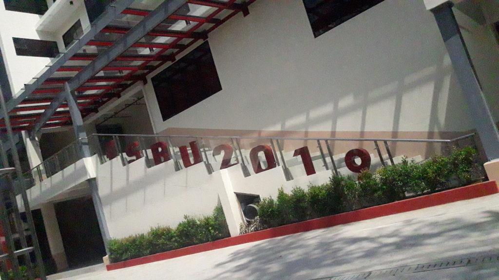 サンベダ大学(San Beda College )のキャンパス