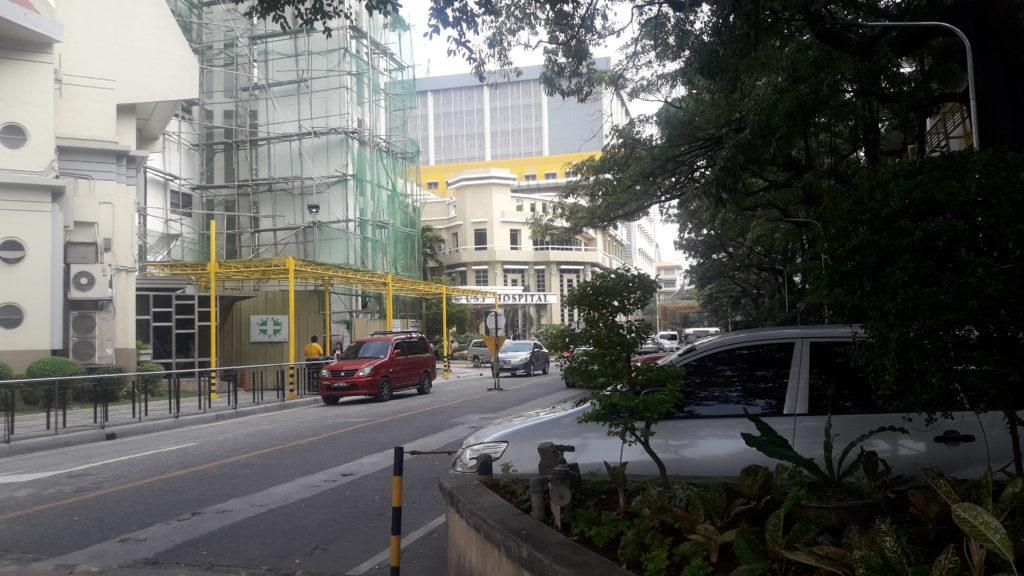 サントトマス大学(University of Sto. Tomas)の病院