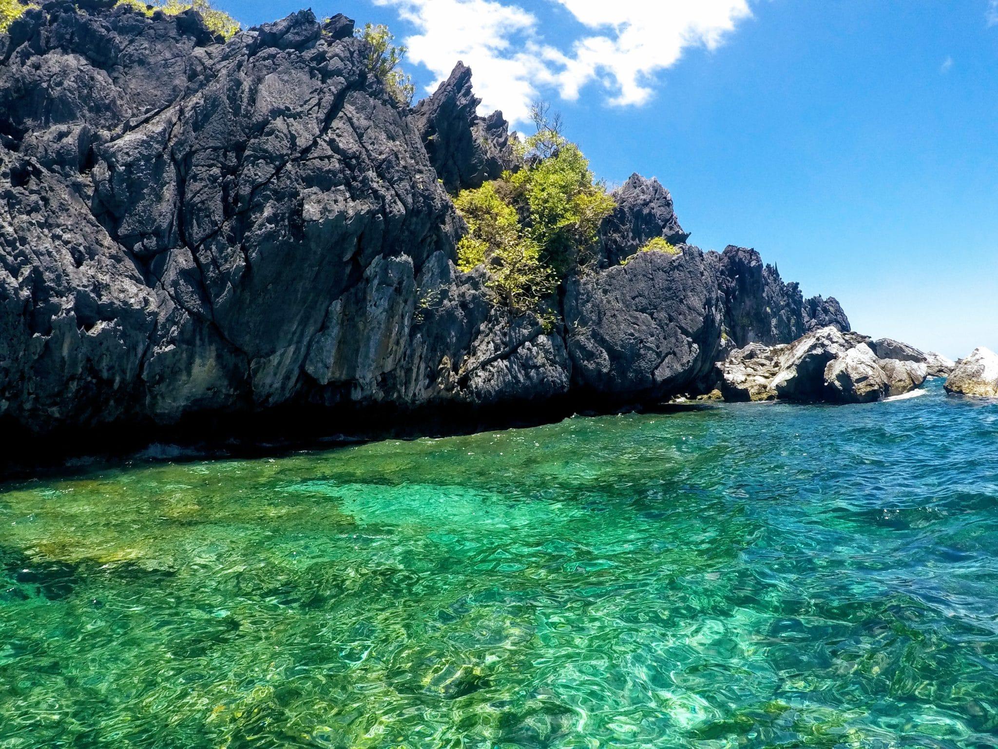 フィリピンの観光資源「海」