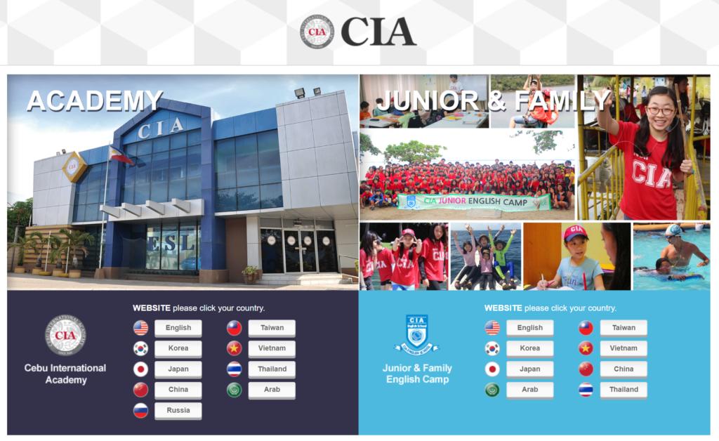 フィリピン留学目的別語学学校のおすすめ⑤:スピーキングに重点を置いたCIA
