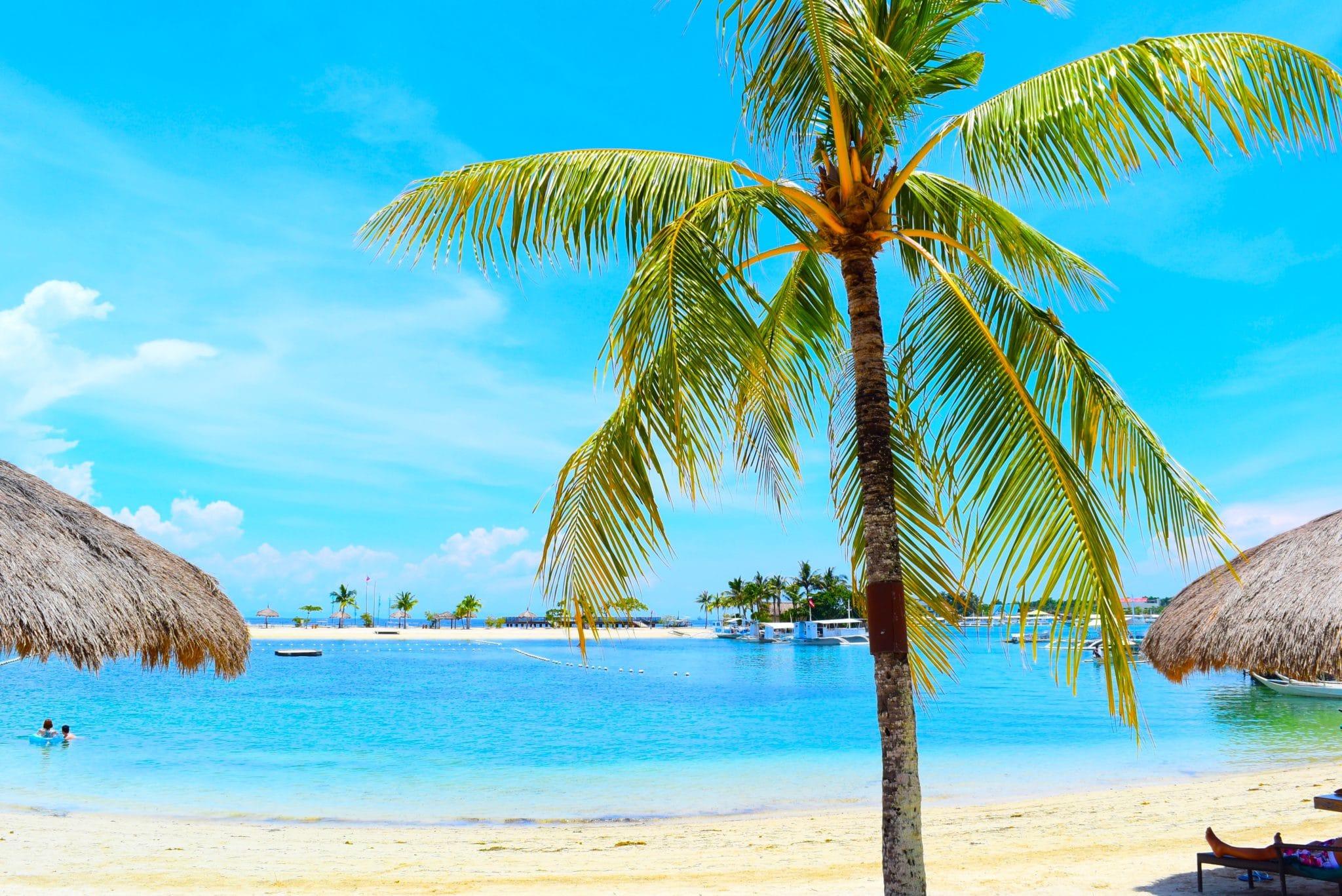 フィリピン留学で出会えるビーチ