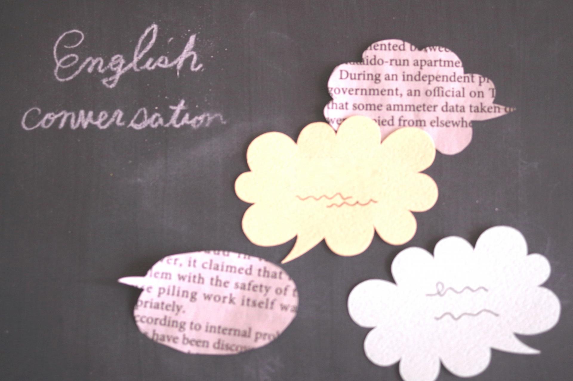 留学したのに英語を話せないなら会話に特化した訓練をする
