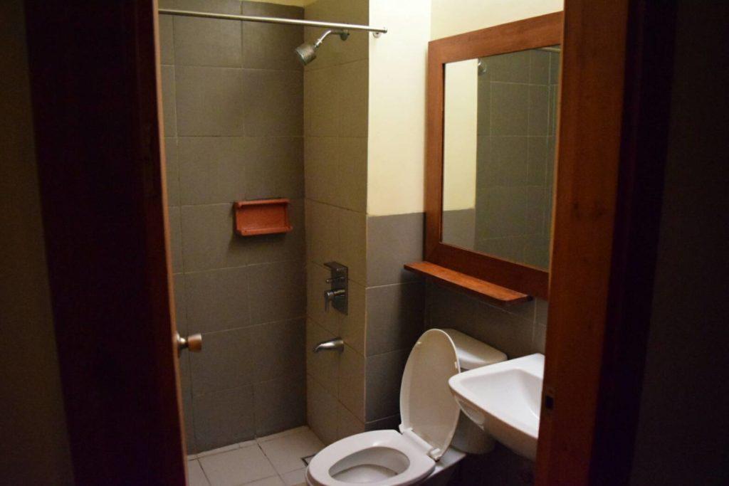 ゼン イングリッシュ(ZEN English)のトイレ
