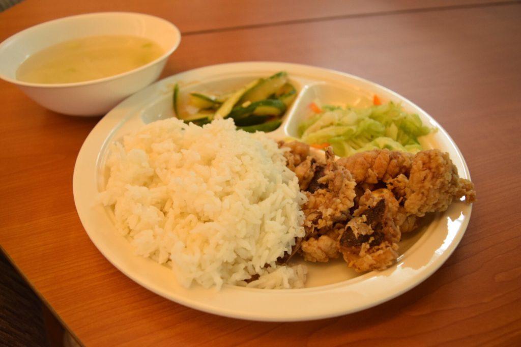 ゼン イングリッシュ(ZEN English)の食事