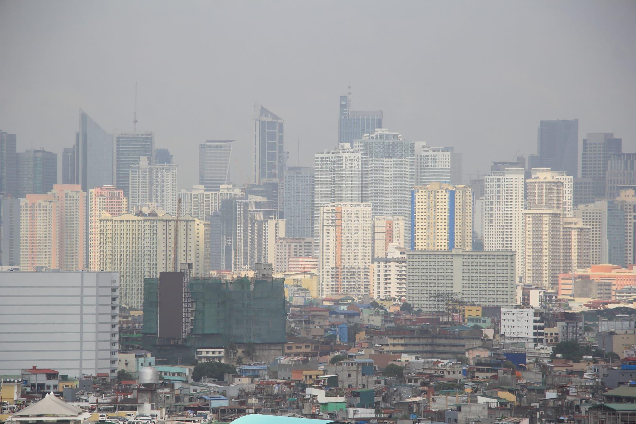 成長著しいフィリピン