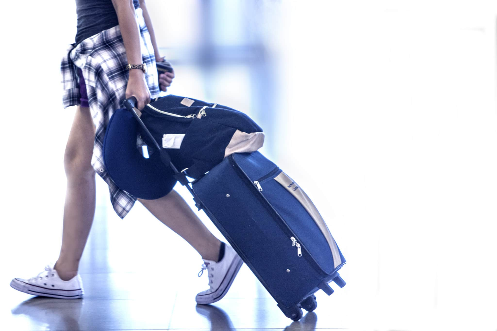 フィリピン留学に出発する人