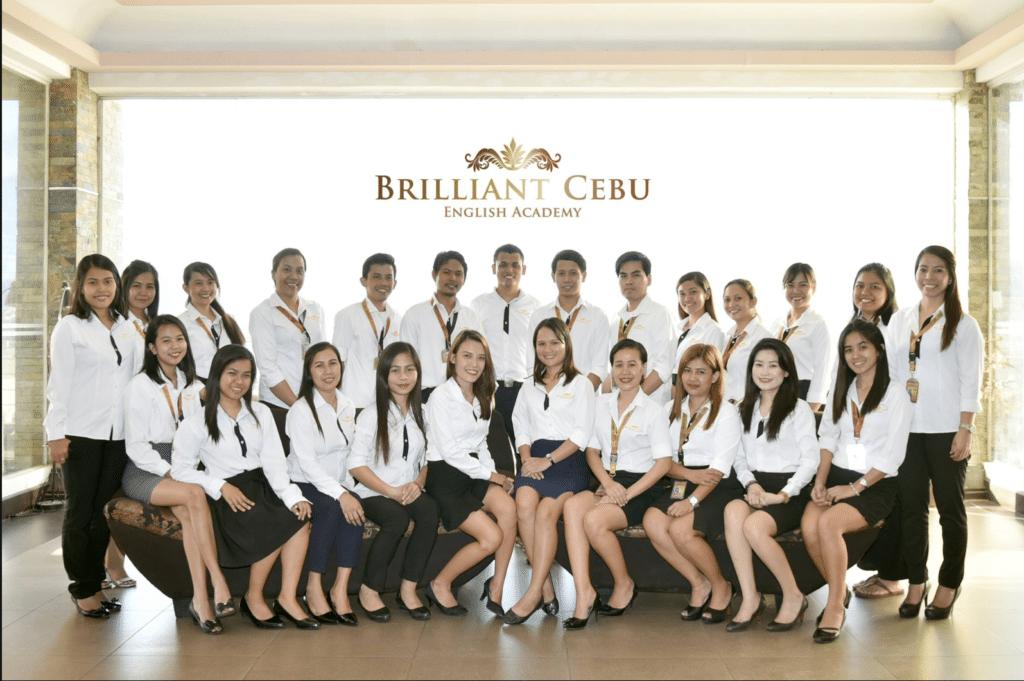 社会人におすすめの学校 2位:Brilliant Cebu