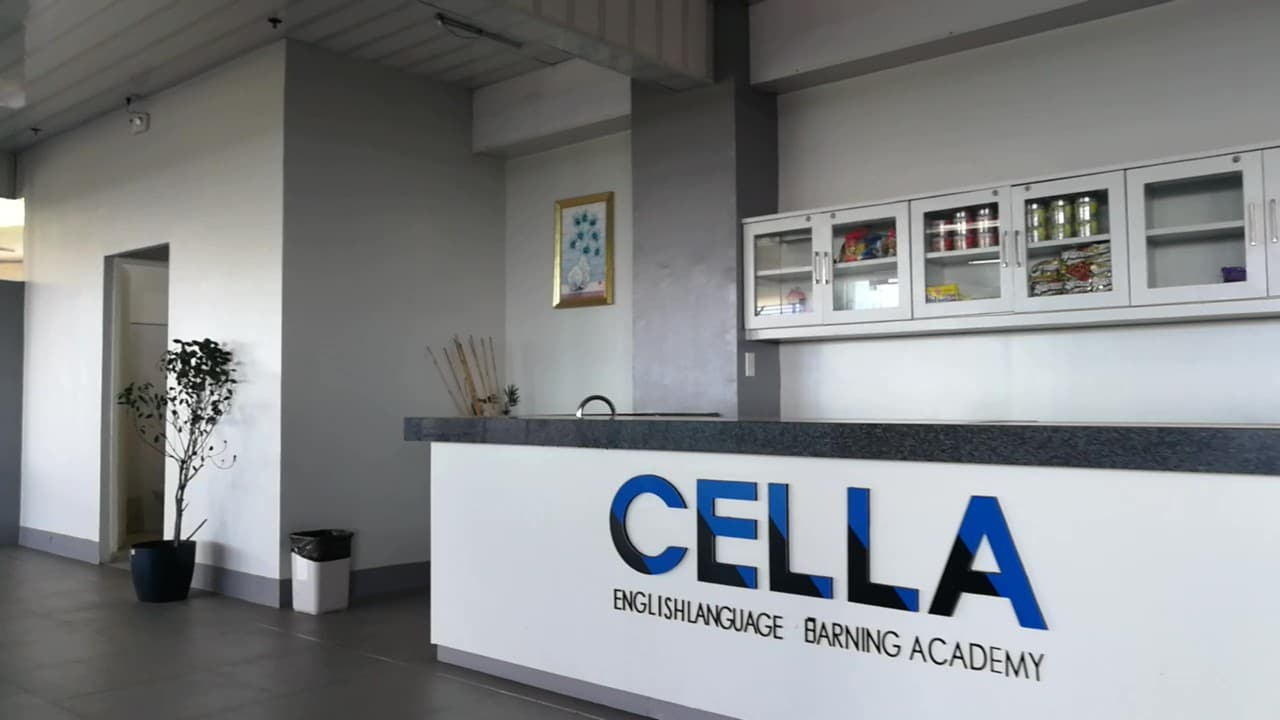 CELLA (Cebu English Language Learning Academy)