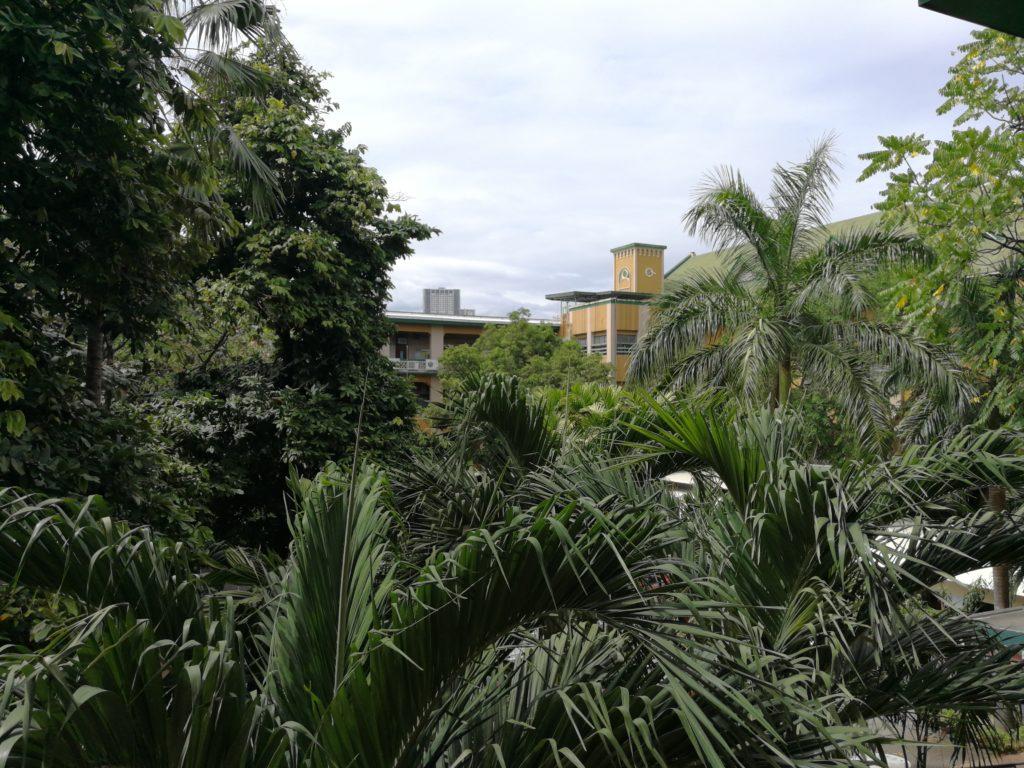 サン・カルロス大学(University of San Carlos)のキャンパス