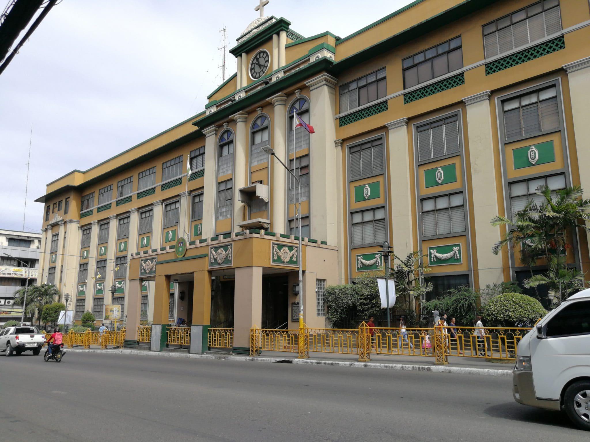 サン・カルロス大学(University of San Carlos)の外観