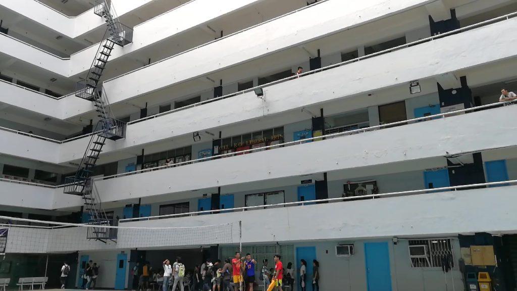 セブ大学(University of Cebu)の校舎