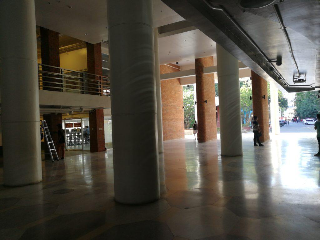 サウスウェスタン大学(Southwestern University)の広場
