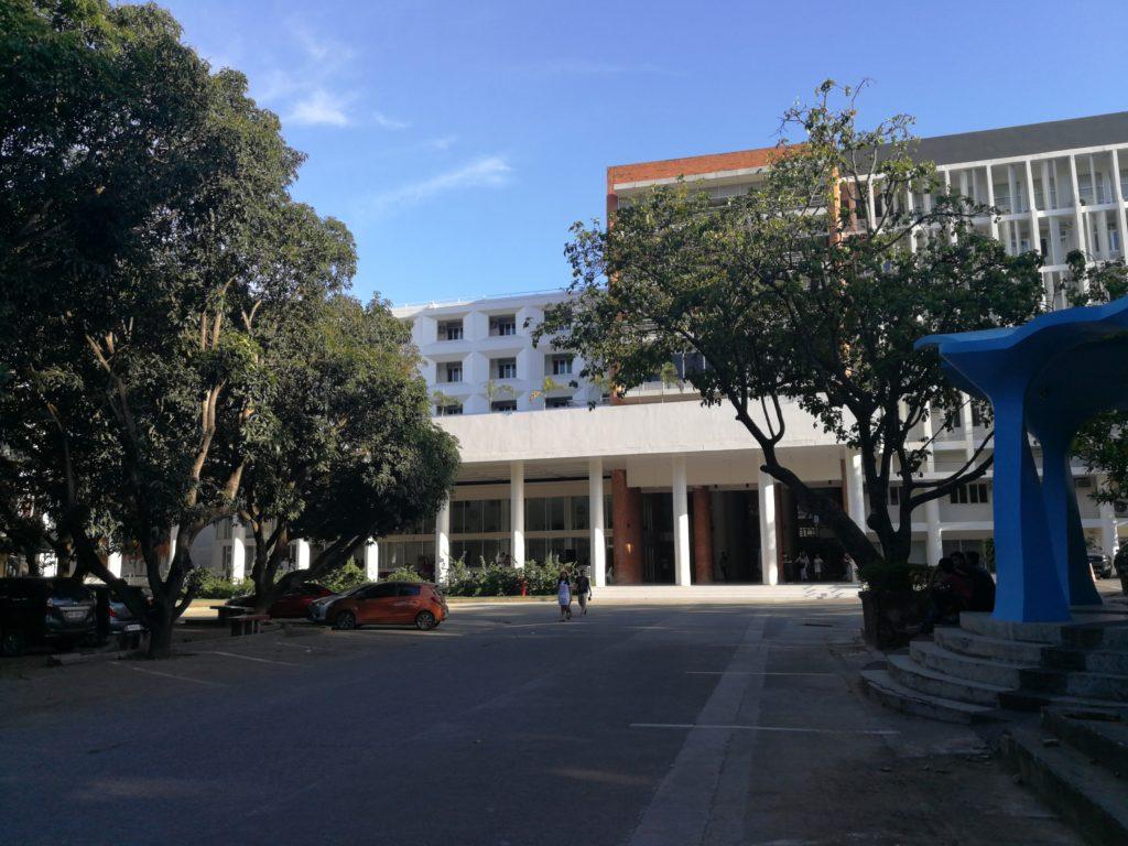 サウスウェスタン大学(Southwestern University)の校舎