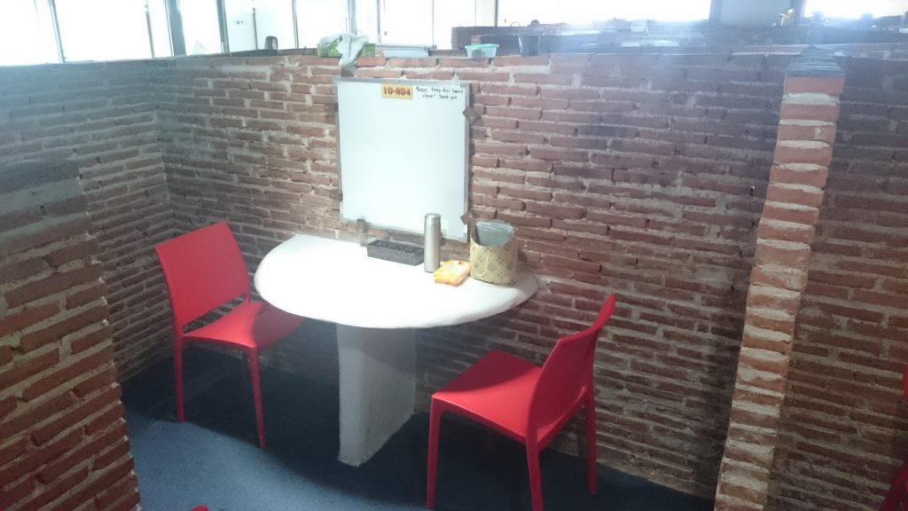QQ English IT Park(キューキューイングリッシュ アイティーパーク校)のクラスルーム