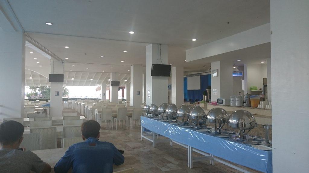 QQ English Sea Front Campus(キューキューイングリッシュ シーフロント校)のロビー