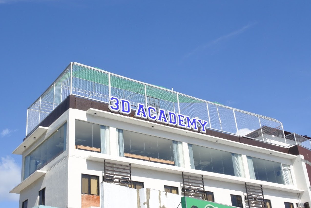 3Dアカデミー(3D ACADEMY)の寮