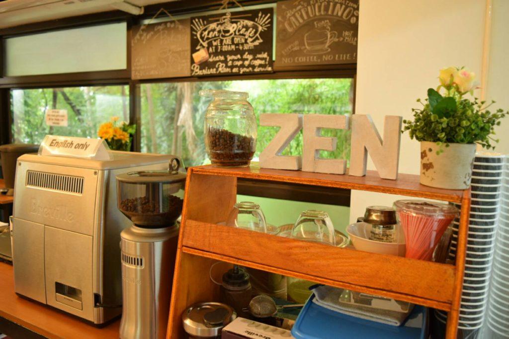 ゼン イングリッシュ(ZEN English)のカフェ