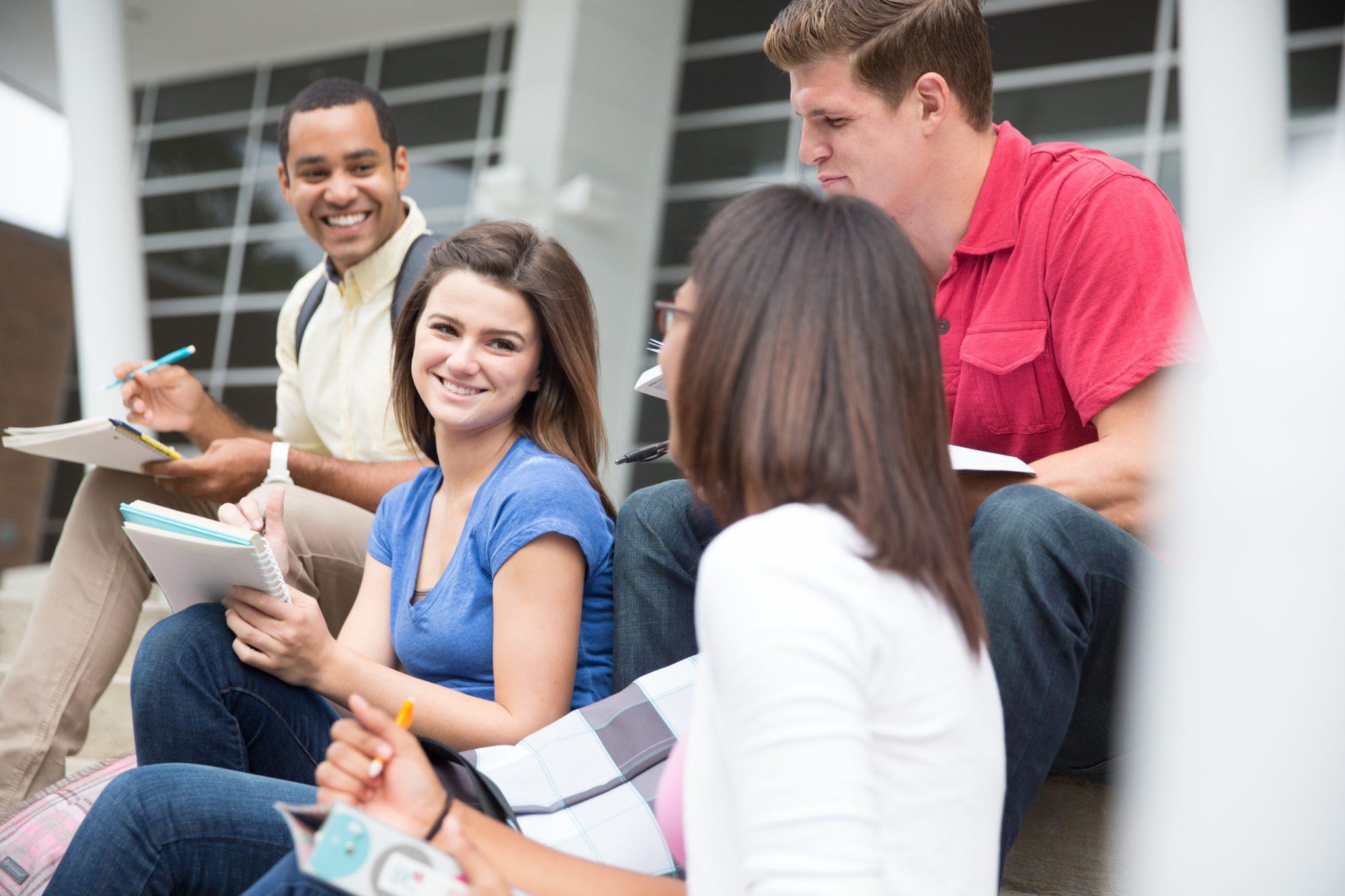 海外大学に進学するメリット④:国境を越えた友達ができる