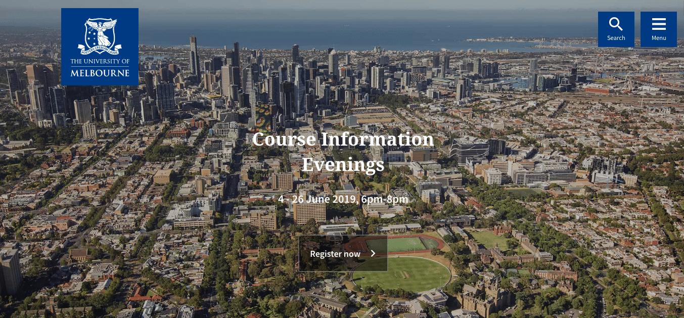 メルボルン大学 (The University of Melbourne)