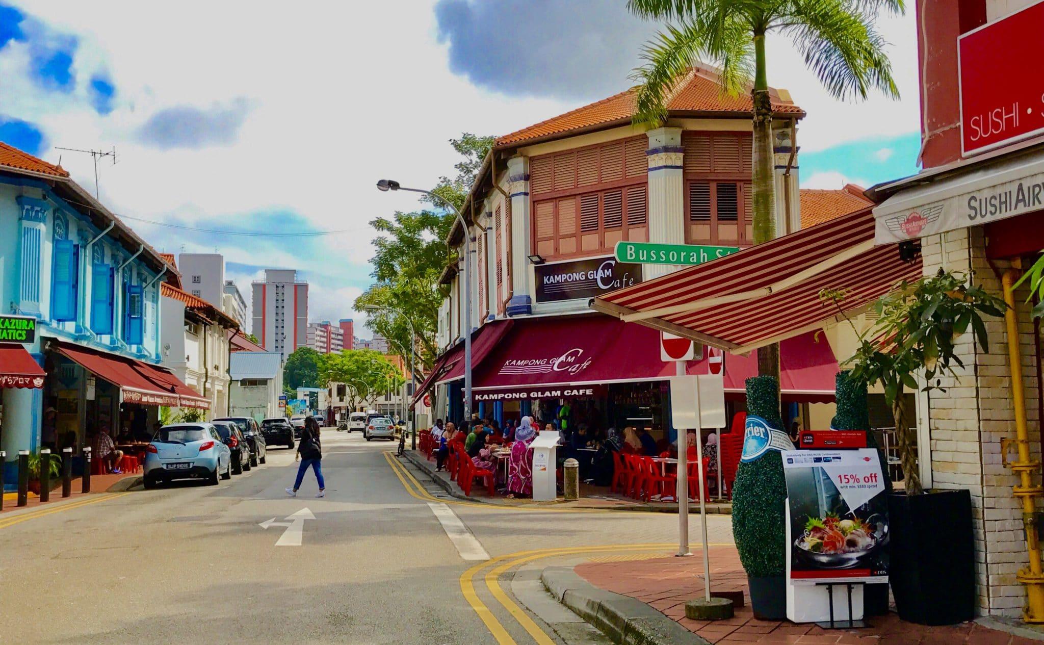 シンガポールストリート