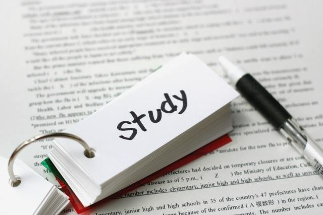 マニラでの留学中の勉強のスケジュール