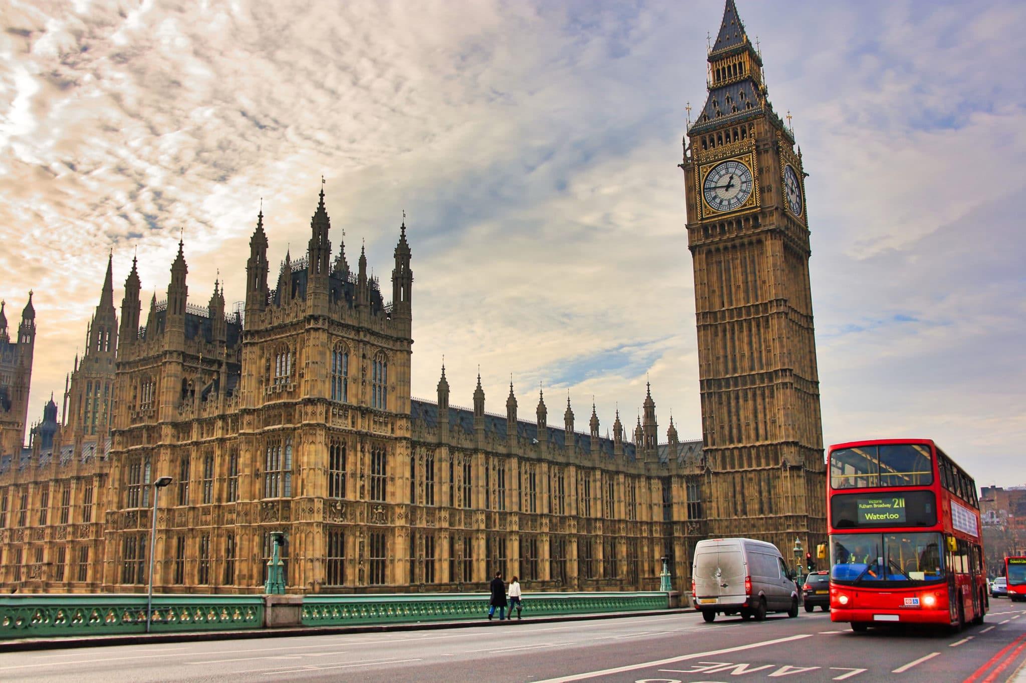 海外大学留学の費用③イギリス