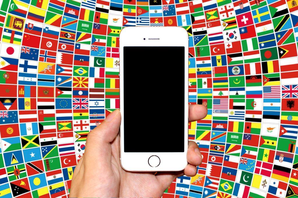 フィリピン留学中に携帯で通話する方法①日本の携帯キャリアの国際ローミングサービスを利用