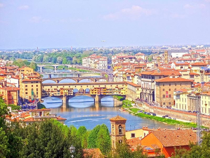 大学留学の費用が安い国:イタリア
