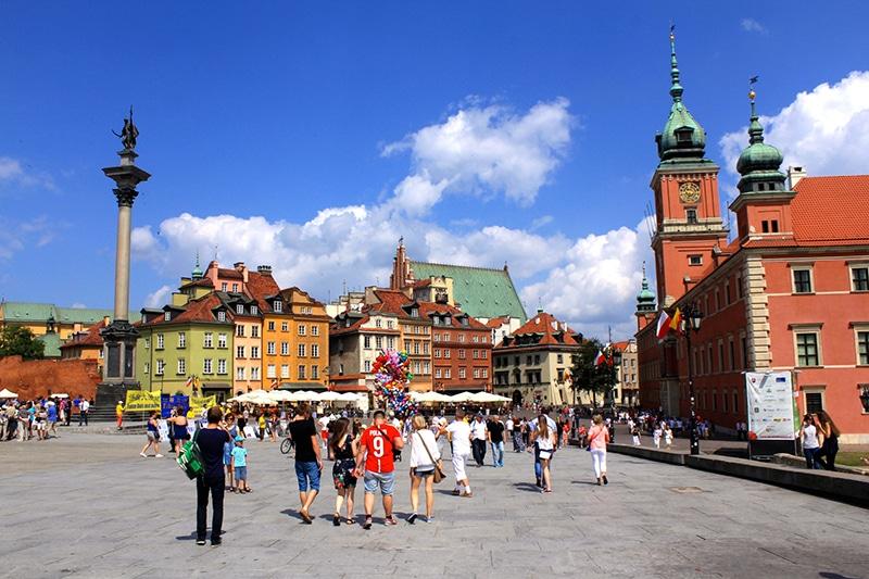 大学留学の費用が安い国:ポーランド