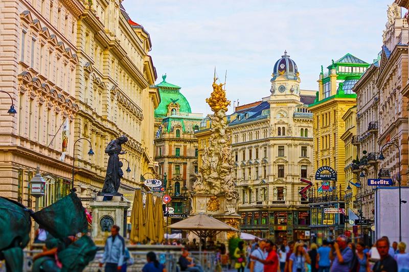 大学留学の費用が安い国:オーストリア