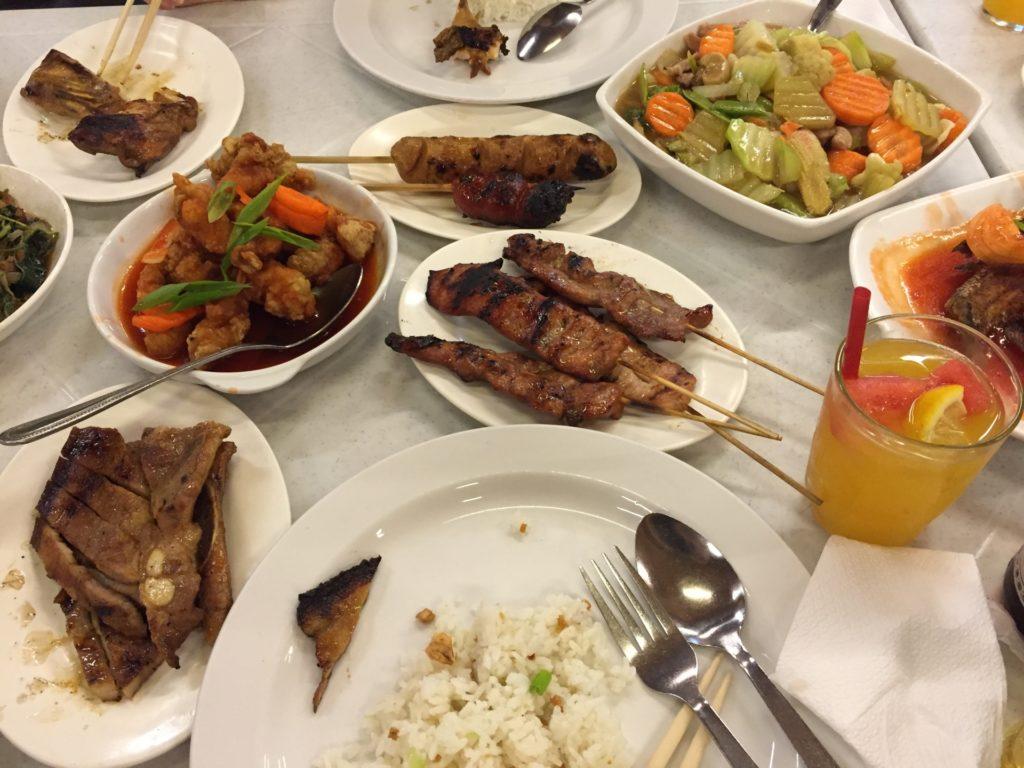 フィリピンの食べ物の特徴