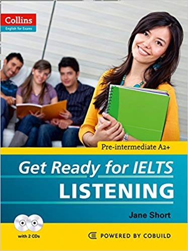 IELTS向けリスニング 2. Get Ready for Ielts Listening