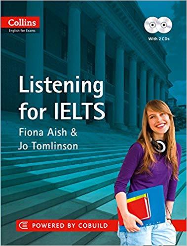 IELTS向けリスニング 1. Listening for Ielts