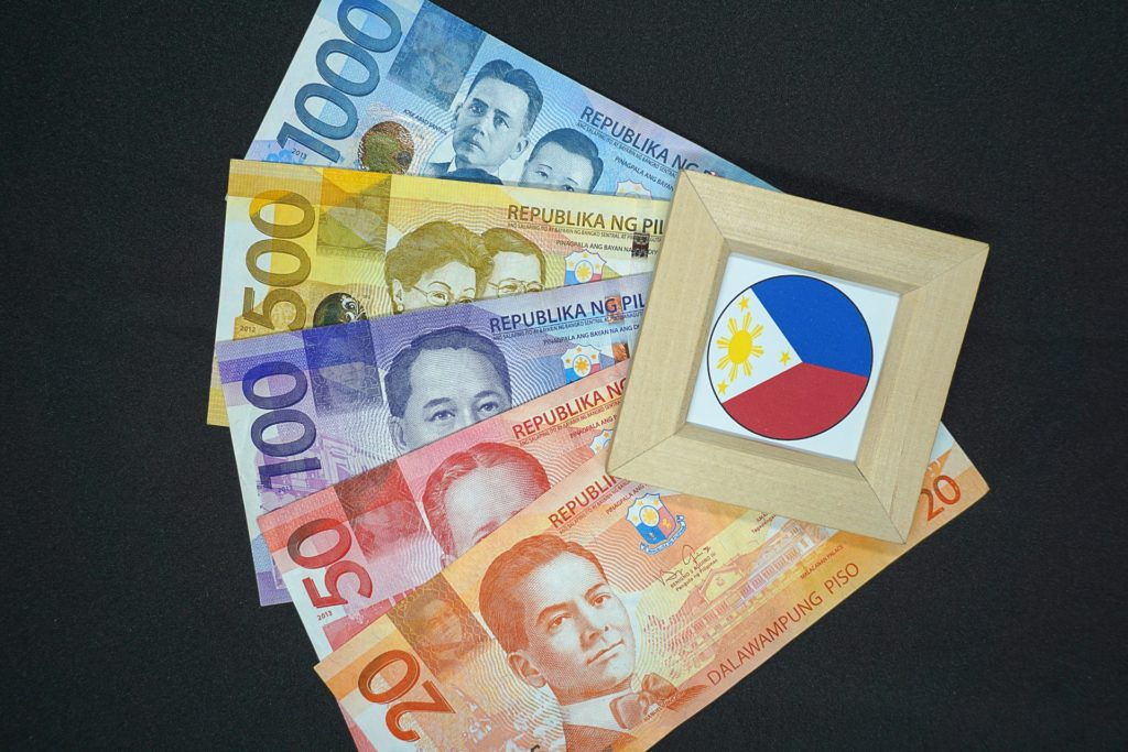 フィリピン完全旅行ガイド7:通貨とチップ