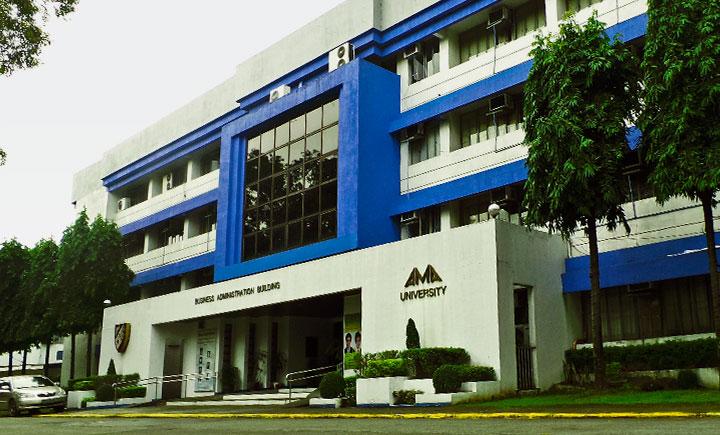 マニラの大学ランキング:<10位>AMAコンピューター大学