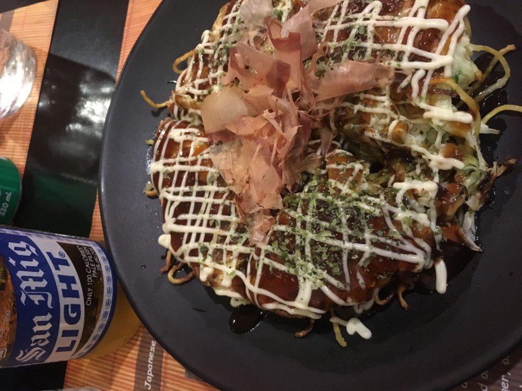 フィリピンの外食事情①日本食を楽しむことができる!