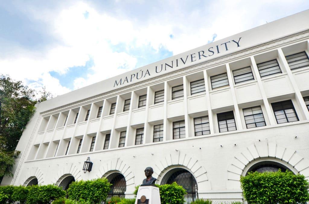 マニラの大学ランキング:マプア大学