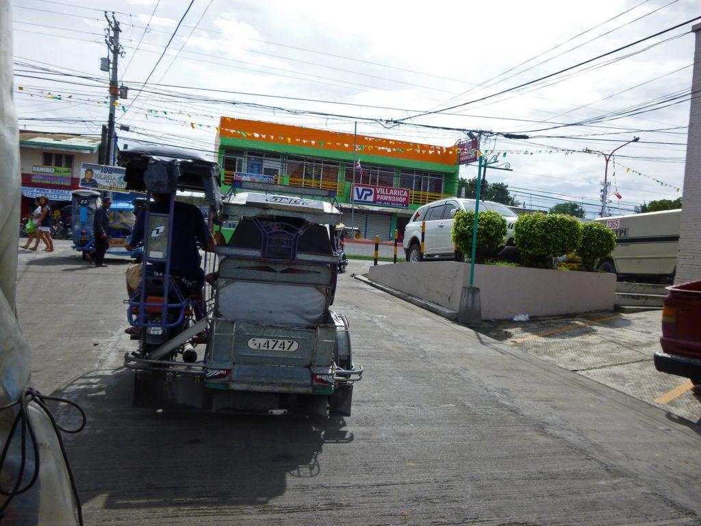 フィリピン生活での節約法②移動はジプニーやトライシクルを利用する