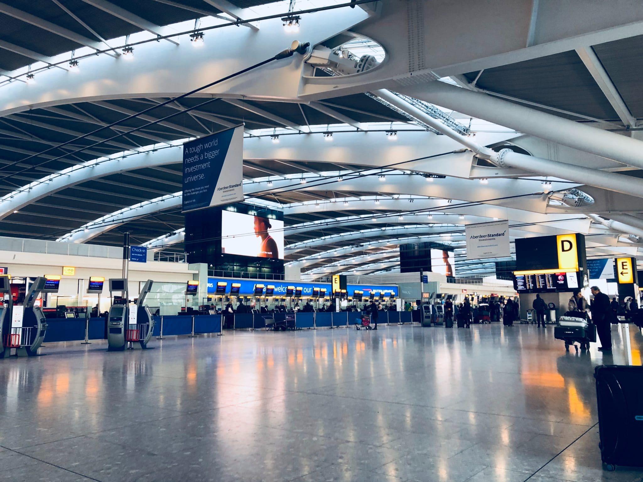 フィリピンの主要空港①:ニノイ・アキノ空港