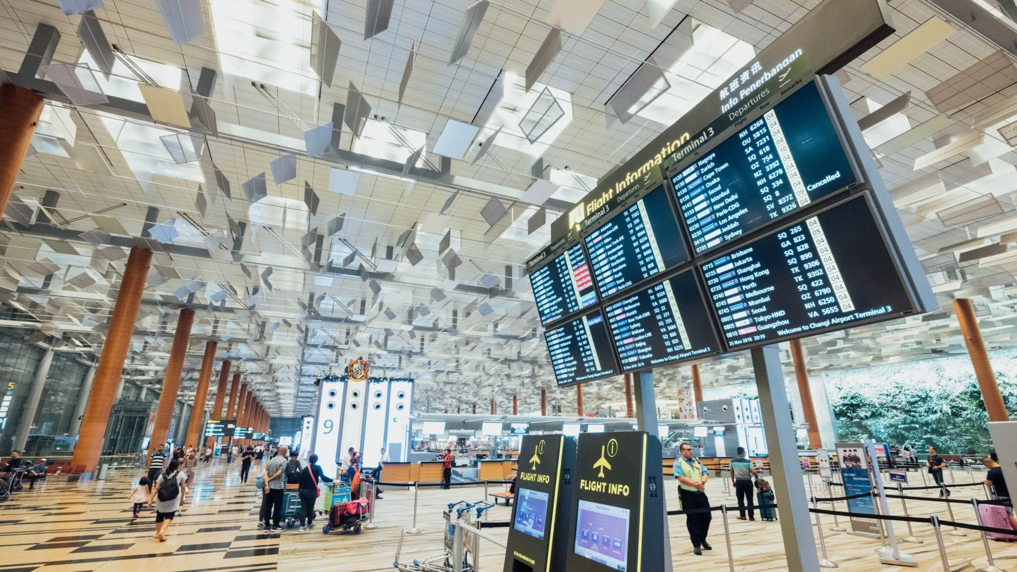 フィリピンの主要空港②:セブ・マクタン空港