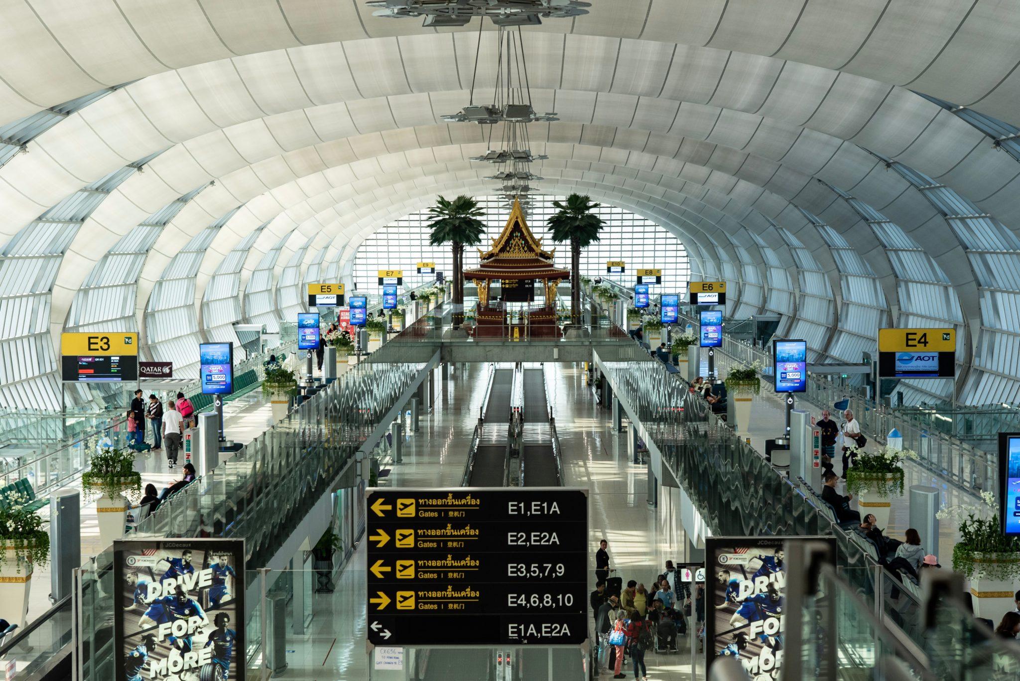 フィリピンの主要空港⑦:プエルト・プリンセサ空港